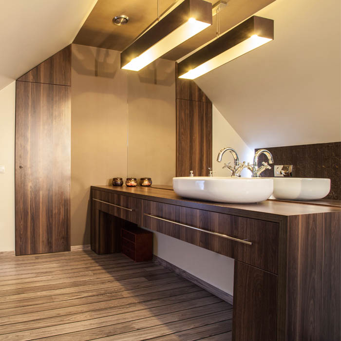 Design de cuisine projets robert design for Bathroom design montreal
