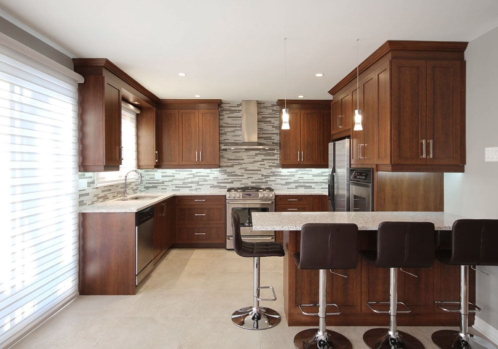 Design de cuisine design d int rieur designer d for Kitchen design montreal